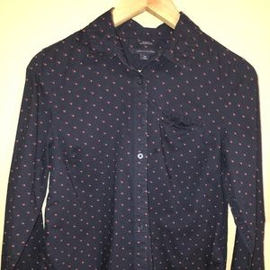 Tommy Hilfiger button down top